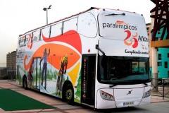 Autobus-conmemorativo-Comite-Paralimpico