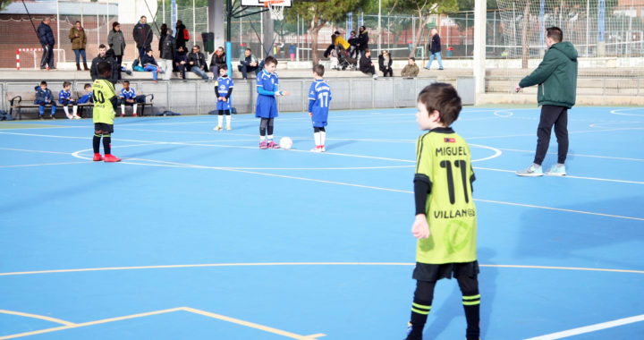 Abierto el plazo de inscripción para el curso gratuito de árbitros de fútbol sala de la Serie Básica del Deporte Infantil
