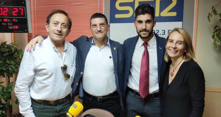 """""""Hudeterapia en el Deporte"""" en el Programa Hoy por Hoy de la cadena SER."""