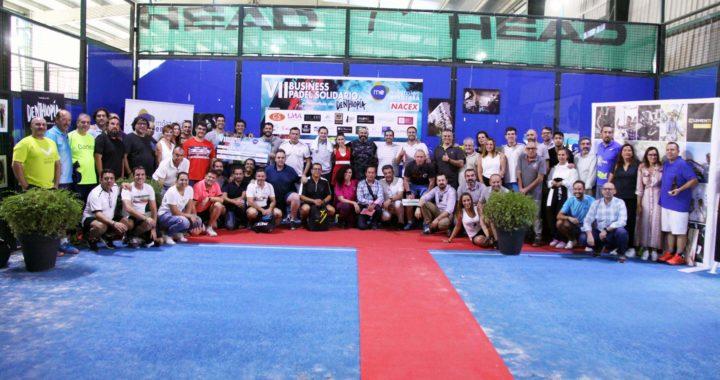 VII edición del Torneo Pádel Business Solidario