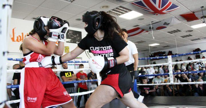 El Club de Boxeo Ludus, se viste de gala por una causa solidaria