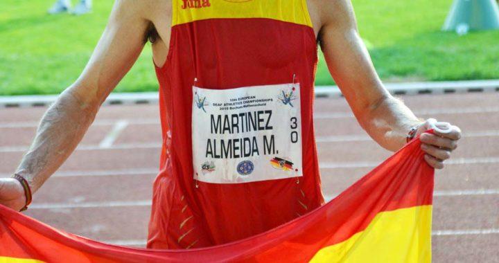 El mostoleño Rafael Martínez-Almeida obtiene dos medallas de bronce