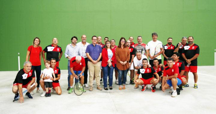 El Polideportivo Municipal Andrés Torrejón de Móstoles cuenta ya con cinco nuevas instalaciones