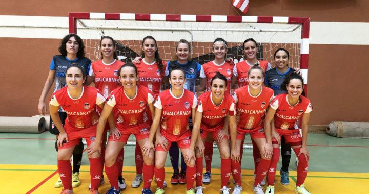 8ª Jornada de Primera División de fútbol sala femenino