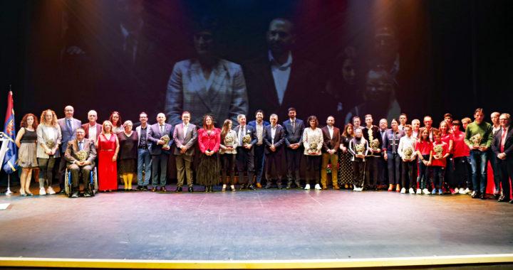XV Gala del Deporte Ciudad de Móstoles 2019