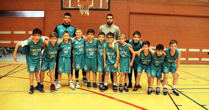 Balance positivo del Club Baloncesto Ciudad de Móstoles