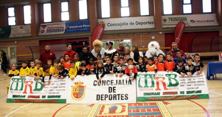 """El III Torneo de Fútbol Sala Prebenjamin, """"Peña el Churri"""" 2020"""