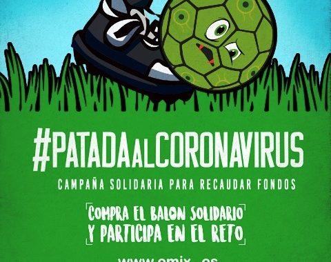 #PATADAalCORONAVIRUS