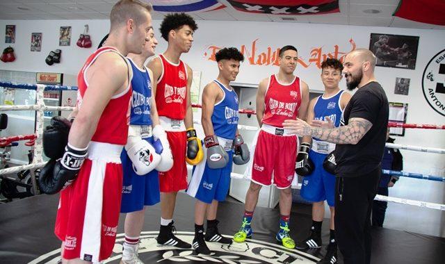 El Club de Boxeo Ludus, prepara su reapertura tomando medidas contra el coronavirus