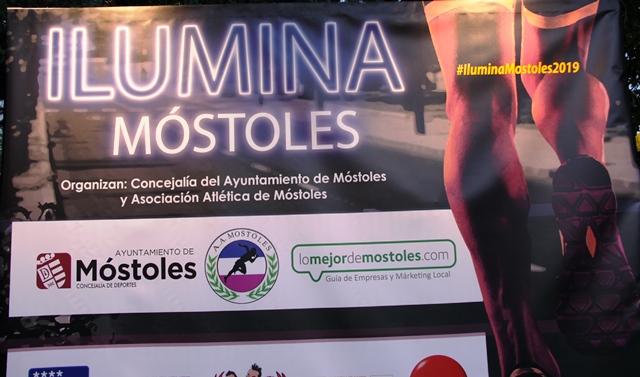 """Móstoles aplaza la carrera solidaria """"Ilumina Móstoles 2020"""", prevista para el sábado 23 de mayo"""