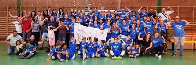El Fuenlabrada FS arrancara con unos 120 deportistas para la próxima temporada 2020/21