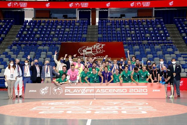 El BeSoccer UMA Antequera es equipo de Primera,