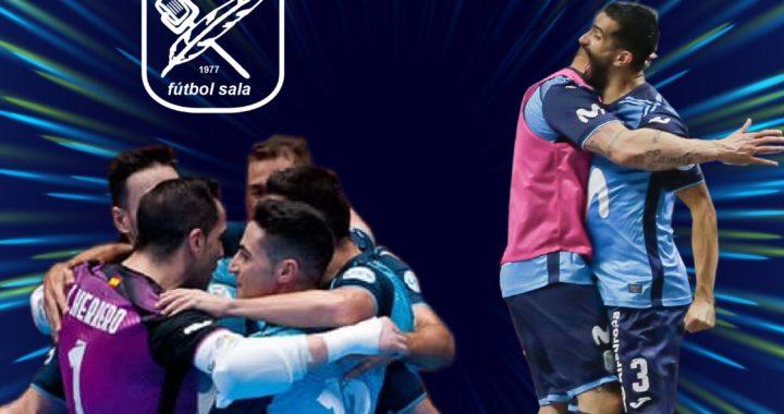 Movistar Inter  se corona campeón de liga 2019/20 Primera División