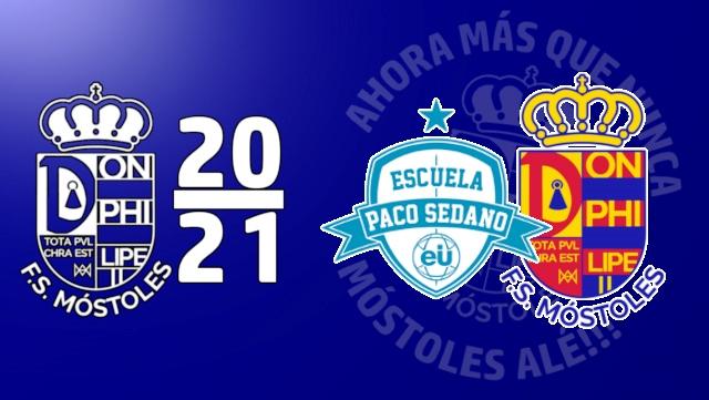 El Club Ciudad de Móstoles FS y Paco Sedano acuerdan crear una escuela de formación de porteros para jóvenes jugadores