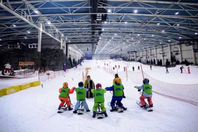 pista de esquí Madrid SnowZone,