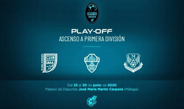 Málaga acoge la presentación de la semana grande del fútbol sala  Primera División