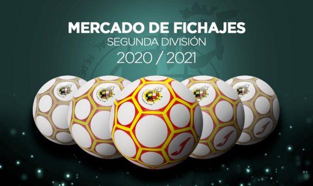 Los movimientos del mercado de fichajes no cesan en la Segunda División de fútbol sala