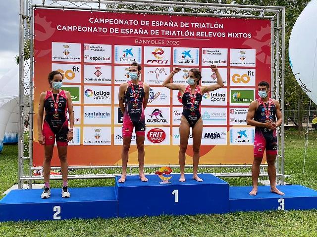 Campeonato de España de Triatlón Olímpico y Relevos Mixto