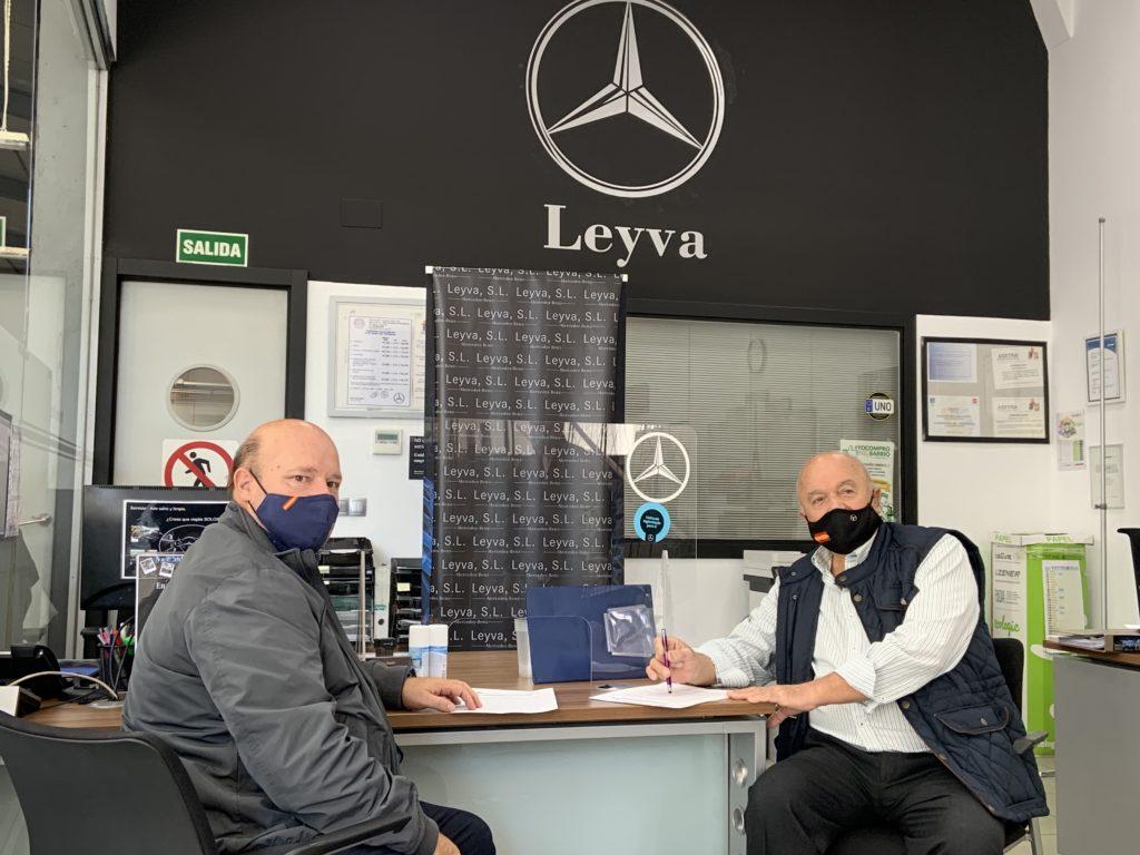 Leyva, Taller Mercedes-Benz y Smart