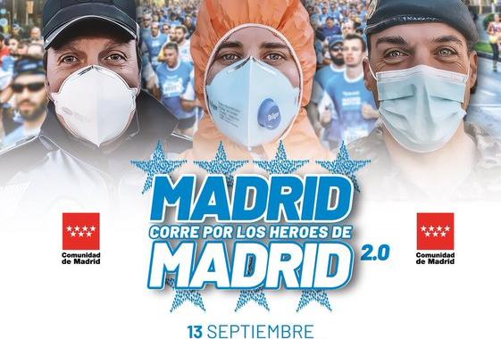 """""""Madrid corre por los Héroes de Madrid"""""""