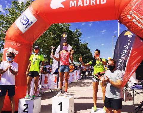 Brillante actuación del Tri Infinity Móstoles en el Campeonato de Madrid de Duatlón Cros