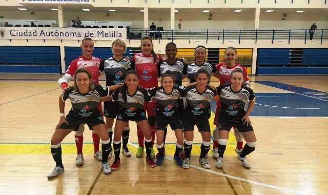 2ª Jornada de Primera RFEF Futsal Femenina