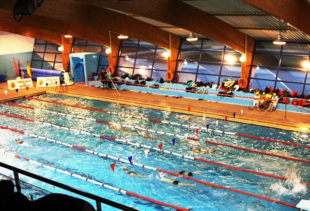 El Ayuntamiento de Móstoles abrió las piscinas climatizadas con las medidas sanitarias reforzadas