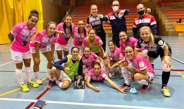 Resultados 1ª Jornada de Primera RFEF Futsal Femenina