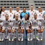 La Selección Española Femenina se enfrentará a la Selección de Eslovaquia