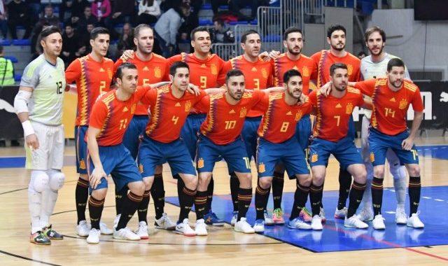 La Selección Española de Fútbol Sala jugará ante Portugal en la Ciudad del Fútbol de Las Rozas