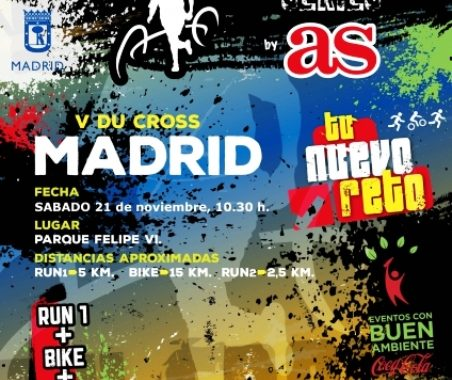Du Cross Series regresa a Madrid