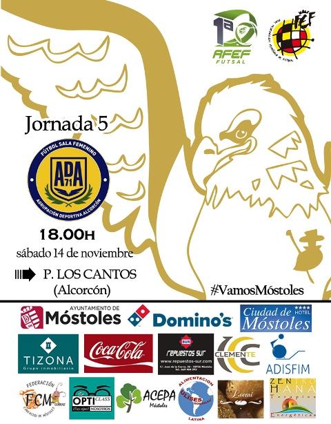 Los derbis marcan esta 5ª jornada de la Primera RFEF Futsal Femenina