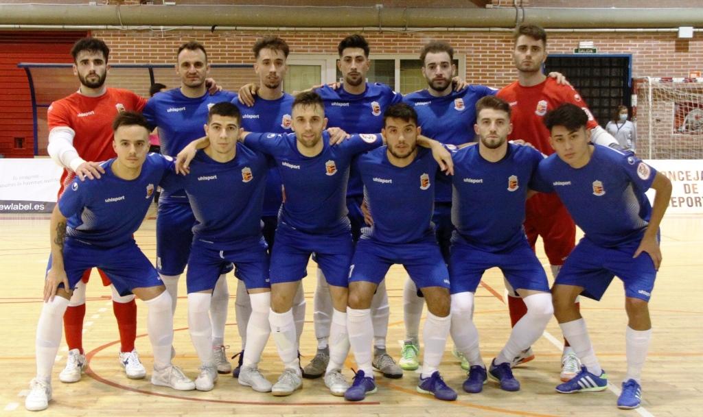 El Ciudad de Mostoles FS derrota a un bravo Atlético Benavente sin gol (5-2)