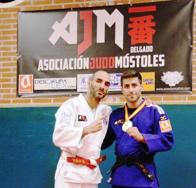 Justo Alejandro Núñez se proclama Tricampeón de España de Judo 2020 (-60kg)