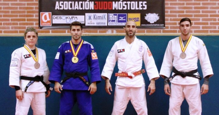 Campeonato de España Absoluto de Judo 2020