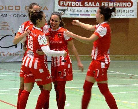"Futsi Atco. Navalcarnero y  Melilla Sport Capital Torreblanca ""lideres imbatidos"""