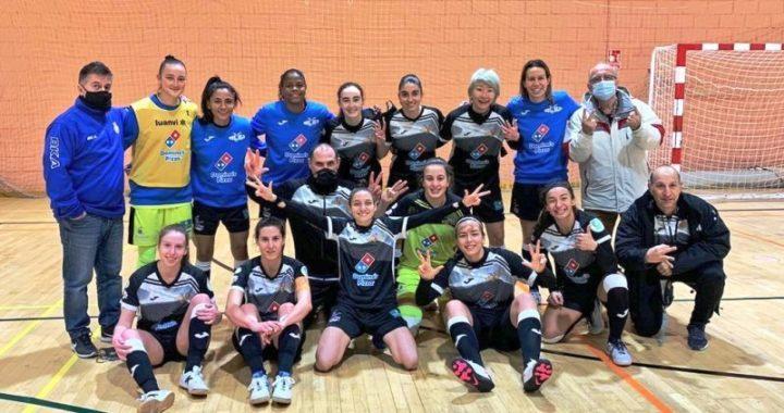 Suspendidos cinco partidos de la Primera RFEF Futsal Femenina por el temporal de nieve.
