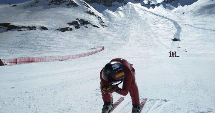 Maratón de Copas del Mundo FIS para los deportistas de invierno españoles