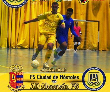 Los juveniles del Ciudad de Móstoles FS, disputaran dos derbis este fin de semana ante el Ciudad de Alcorcon y Móstoles Futsal