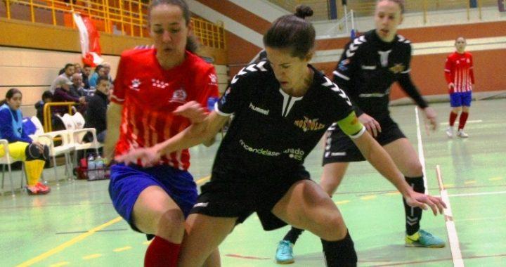 Emocionante 15ª Jornada de Primera RFEF Futsal Femenina