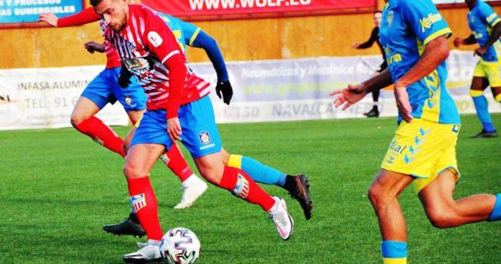 El CDA Navalcarnero se mete en 1/16 de la Copa del Rey tras eliminar a la UD Las Palmas