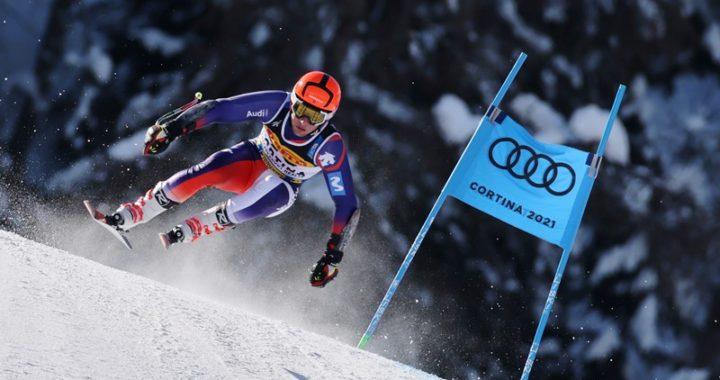 Albert Ortega logra un espectacular 12º puesto en la combinada alpina de los Mundiales de esquí de Cortina d'Ampezzo (Italia)