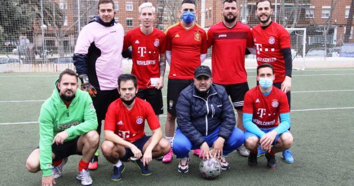 Así marcha la Liga de Fútbol 7 del CD Estoril-II
