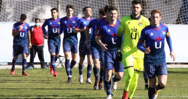 El CD Móstoles URJC sumó tres valiosos puntos ante el Mostoles CF (1-0)