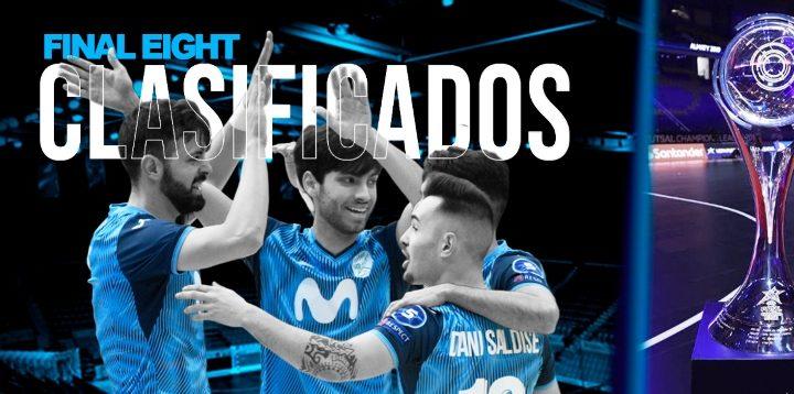¡Los equipos españoles Movistar Inter y Barca sellan su pase a la siguiente ronda de la Futsal Champions League!