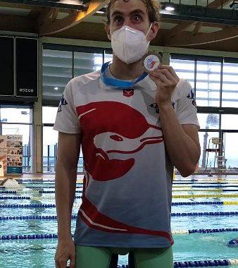 Jose Ramón Cantero se clasifica para el Campeonato de Europa de natación