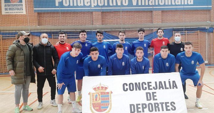 El filial del Ciudad de Móstoles FS directo al título de liga