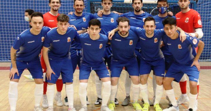 Los equipos del Ciudad de Móstoles FS  miden sus fuerzas