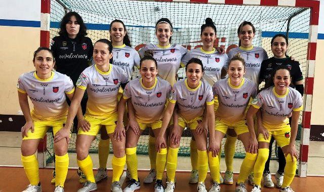 El imbatido Futsi Atlético Navalcarnero manda en la Primera RFEF Futsal Femenina