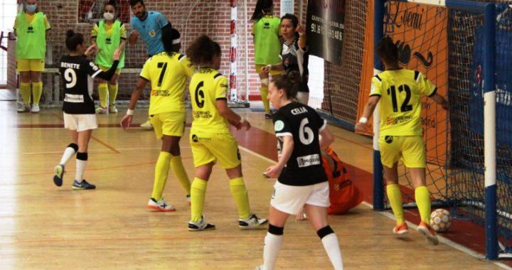 Partidos aplazados de Primera RFEF Futsal Femenina